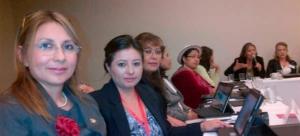 Dra. Tania Arias participa en encuentro internacional de magistradas en Argentina