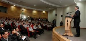Discurso del Dr. Gustavo Jalkh durante la condecoración realizada por el Cuerpo de Bomberos del Distrito Metropolitano de Quito