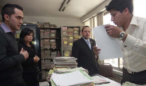 Consejo de la Judicatura realizará cambios en los Tribunales de Garantías Penales en Pichincha