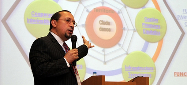 Ing. Paulo Rodríguez: hay que impulsar la solución alternativa de conflictos