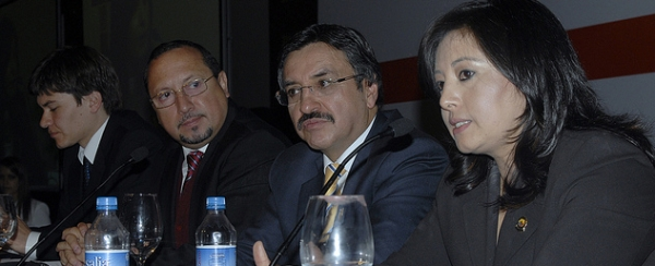 Analizan situación y desafíos de la reforma judicial de Ecuador
