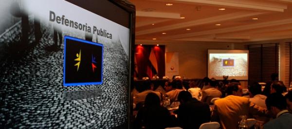 Defensoría Pública destaca trabajo coordinado con la Judicatura