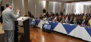 """Ponencia del Dr. Gustavo Jalkh en el Encuentro Internacional """"Nuevas realidades del Derecho Procesal"""""""