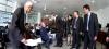Presidente de la Judicatura visitó unidades judiciales de Quito