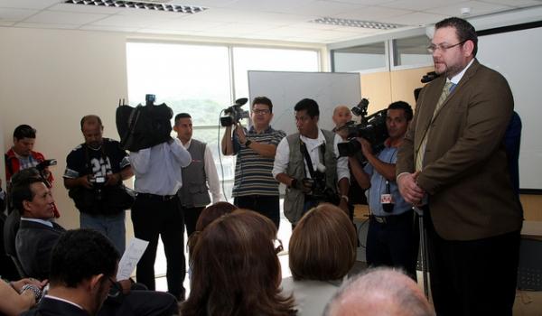 En diciembre Guayaquil contará con la primera Unidad de Flagrancia para combatir la impunidad