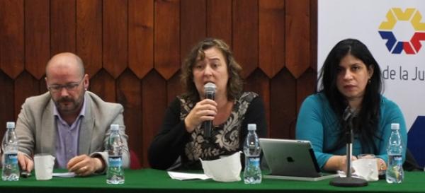 Escuela de la Función Judicial propone una nueva opción de especialización jurídica