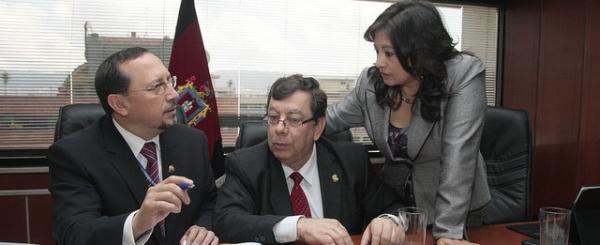 I Encuentro Nacional de Cortes Provinciales se desarrolla en Quito