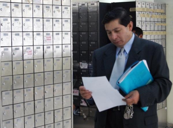 Los casilleros físicos  funcionan con normalidad en Quito