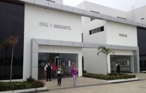 Nuevas unidades judiciales inician actividades en Quevedo