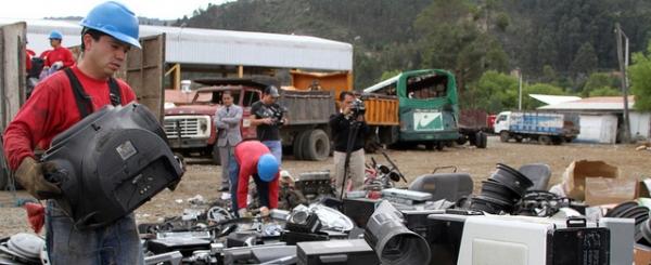 5.000 artículos de dudosa procedencia fueron destruidos en Azuay