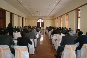 330 postulantes siguen en el Concurso de Jueces de la Corte Nacional de Justicia