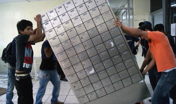 Casilleros judiciales de Quito iniciaron traslado a edificio Cornejo