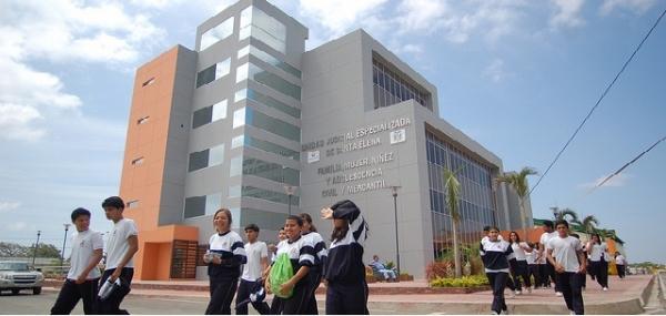 Judicatura entrega Unidad Judicial a Santa Elena