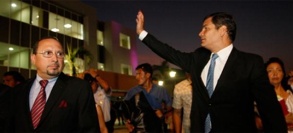 Presidente Rafael Correa: Consejo de la Judicatura ha hecho extraordinario trabajo (Con Versión Kichwa)