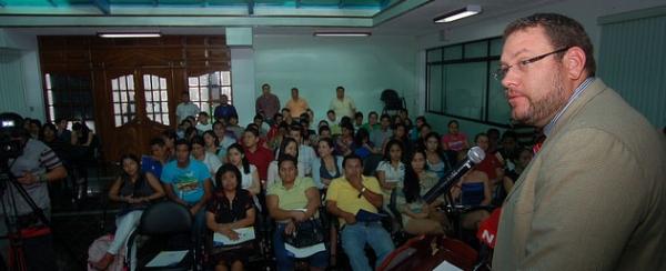 """""""Reducción de la Impunidad en materia de Delitos de Tránsito"""" se presentó en Santo Domingo de los Tsáchilas"""
