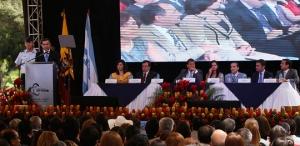 Discurso del Dr. Gustavo Jalkh en la inauguración de la Corte Provincial de Justicia de Guayas
