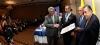 Notarios internacionales reconocen trabajo del Presidente Gustavo Jalkh
