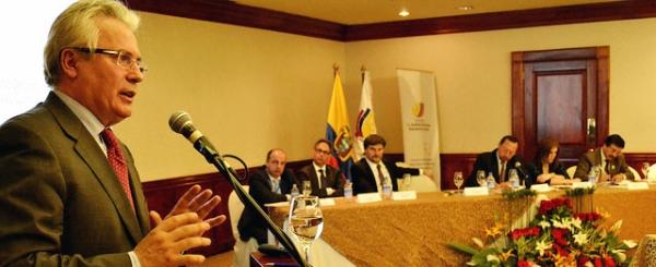 Baltasar Garzón: El avance ha sido meteórico en Función Judicial
