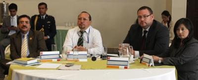 Consejo de la Judicatura prepara plan de comunicación interinstitucional