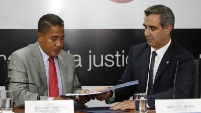 Ecuador cuenta con 100 jueces de paz en 23 provincias