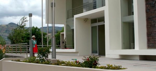 Gualaceo inicia nueva era judicial en un moderno edificio