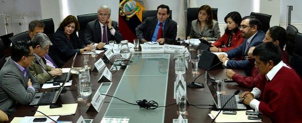 Baltasar Garzón: Consejo de la Judicatura registra alto cumplimiento de recomendaciones