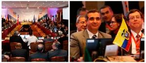 Ecuador ocupará la Secretaría Pro Tempore alterna  de la Cumbre Judicial en 2016 (Con versión Kichwa)