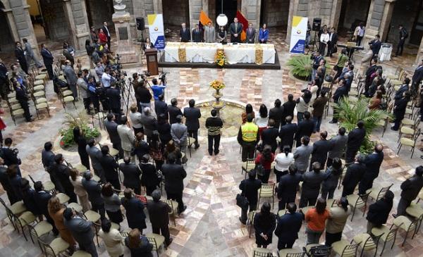 La Escuela de la Función Judicial abre sus puertas en Cuenca (Con Versión Kichwa)