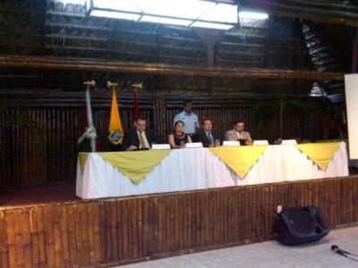 Municipio de Santo Domingo de los Tsáchilas dona terrenos para construcción de Unidades Judiciales (Con versión kichwa)