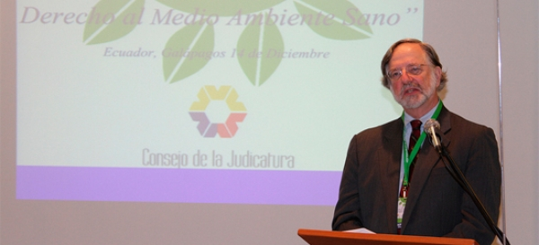 Derechos de la naturaleza se analizaron en Galápagos (Con Versión Kichwa)