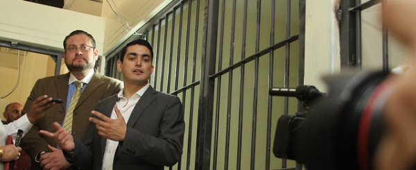 Dr. Fernando Yávar inspeccionó  Obra de Unidad de Flagrancias de Guayaquil