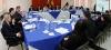 Instituciones del sector justicia coordinan acciones para combatir delitos en Carchi