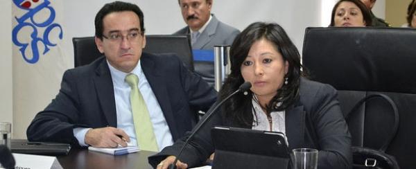 Dra. Tania Arias llama a las Facultades de Derecho a redefinir sus pénsum (Con versión Kichwa)