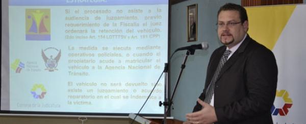 Impunidad en tránsito se reduce en Chimborazo