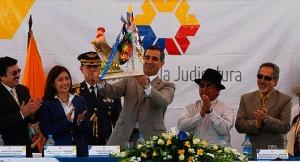 Complejo judicial de Otavalo, un espacio al servicio de la ciudadanía  (Con versión Kichwa)