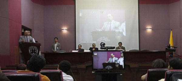 Consejo de la Judicatura abre espacio al Pluralismo Jurídico