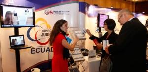 La justicia y la tecnología son parte del debate de la Cumbre Judicial en Chile (Con versión Kichwa)