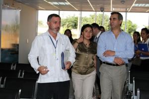 Autoridades del Consejo de la Judicatura evalúan en Santa Elena medidas para mejorar el servicio a la ciudadanía (Con versión Kichwa)
