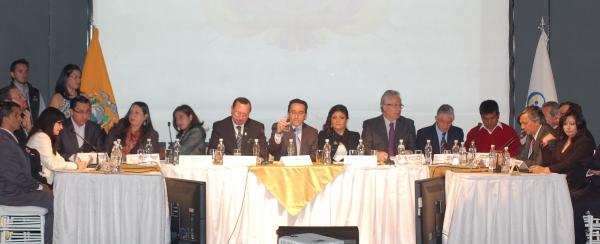 Cambio de la justicia es inédito en América Latina, según veeduría internacional