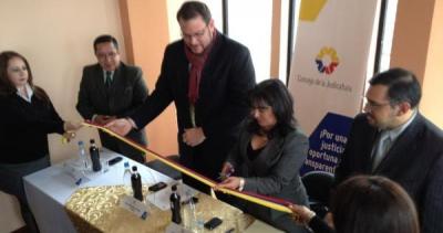Unidades Judiciales inician operaciones en Riobamba (Con versión Kichwa)
