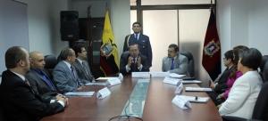 Comité de Expertos inicia sus actividades para la selección de Juezas y Jueces para la Corte Nacional de Justicia