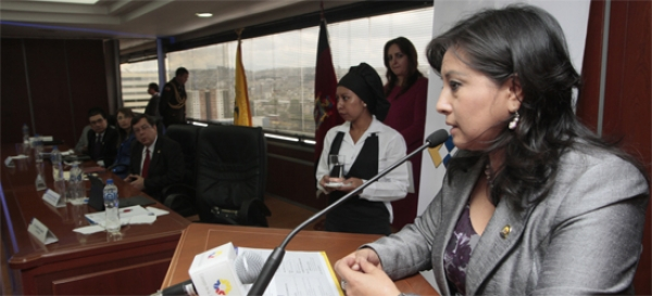 Consejo de la Judicatura analiza suscribir convenio para transición de comisarías de la mujer