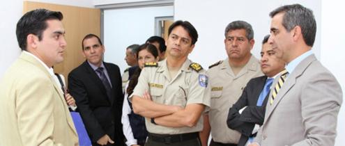 Autoridades de La Judicatura cumplen primera visita  oficial a Guayaquil (Con Versión Kichwa)