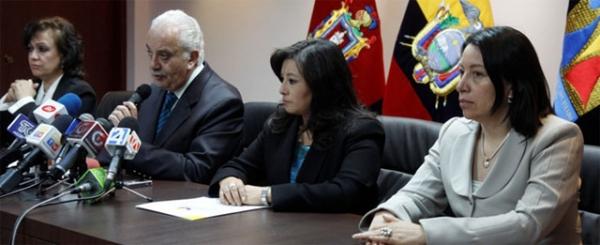Fiscalía anunció terna para nuevo Consejo de la Judicatura