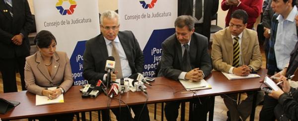 """Baltasar Garzón: """"con la escuela judicial la corrupción tendrá menor incidencia"""""""