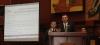 """Discurso del Dr. Gustavo Jalkh en el foro internacional """"El Nuevo Sistema Procesal en el Ecuador""""  Proyecto de Código Orgánico General  de Procesos"""