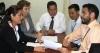 Los servidores judiciales de El Oro apoyan la gestión del Consejo de la Judicatura
